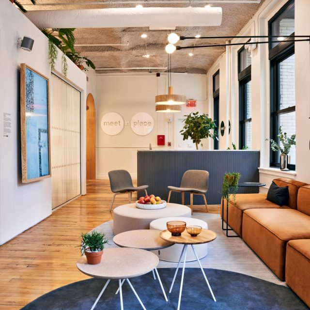 Meet in Place Opens Beautiful Meeting Space Hubs in NYC