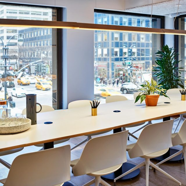 Co-Meeting Spaces – the New Way to Hold Meetings