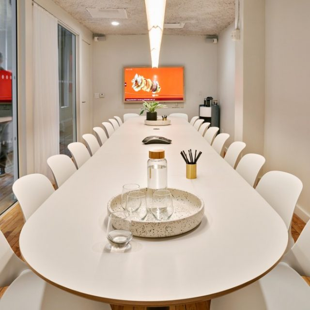 THE NEXT BIG THING: JUST MEETING ROOMS