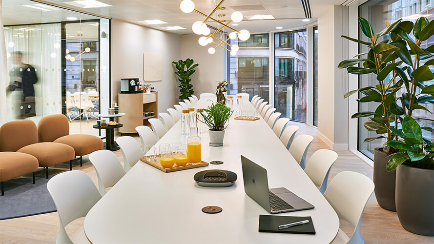Conference Rooms in London